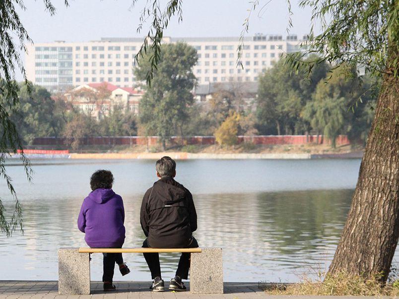 Пенсионная система в китае кратко